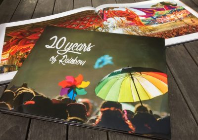 20 Years of Rainbow – Coffee Table Book