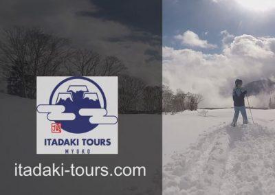 Itadaki Tours promotional video for web and social media